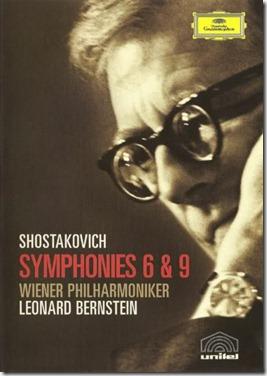 Bernstein Shostakovich 6 9 DG