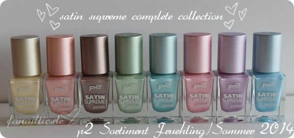 "p2 ""satin supreme"""