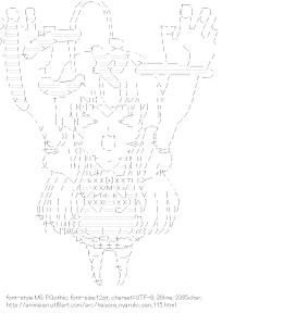[AA]Nyaruko (Haiyore! Nyaruko-san)