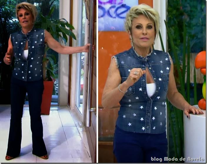 moda do programa mais você - ana maria braga dia 30 de dezembro de 2013