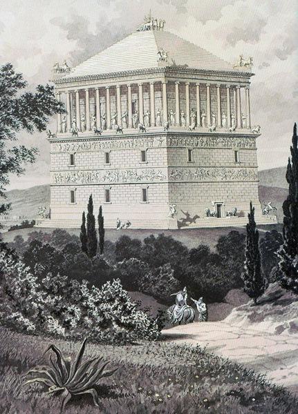 mausoleum_at_halikarnassos