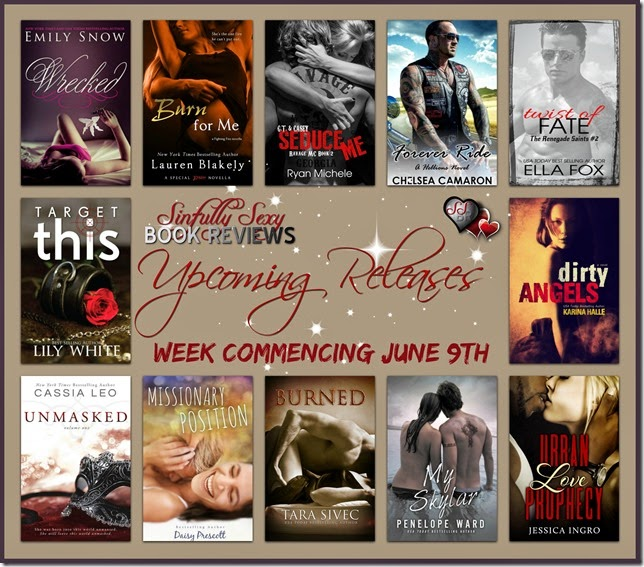 upcoming releases june 9