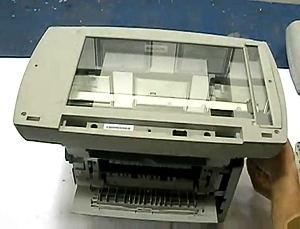 Fix HP 3300 3330 Scanner Bulb Warm Up Error (15)