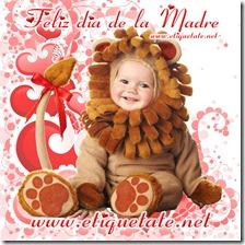 Niños Felicitando por el Dia de la Madre - 1