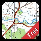 Soviet Military Maps Free icon