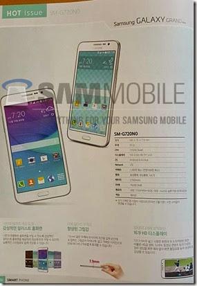 Samsung Galaxy Grand Max Digarap, Inilah Bocoran Spesifikasinya!
