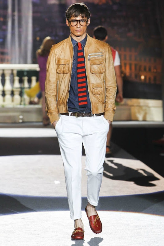 Milan Fashion Week Primavera 2012 - Dsquared² (20)