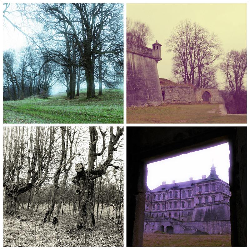 Замок старого призрака