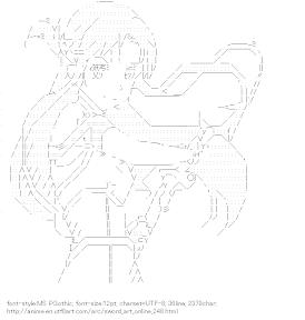 [AA]Asuna (Sword Art Online)