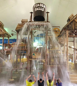 Timber falls indoor waterpark in missouri for Devils elbow fishing resort