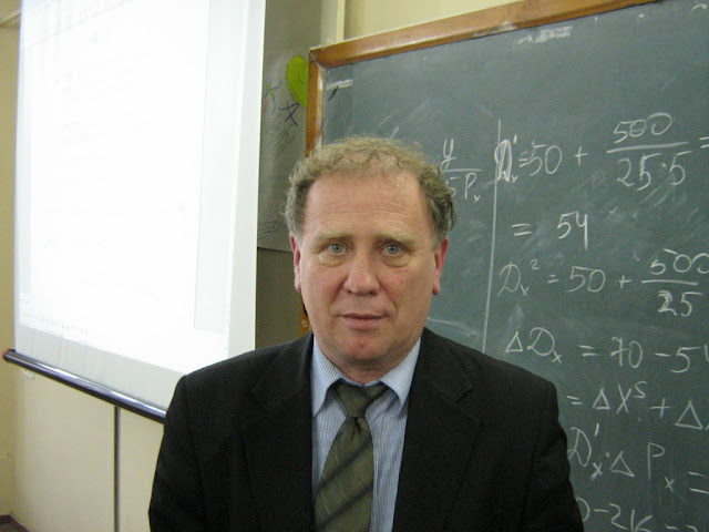 Reut Victor Vsevolodovytch - associate professor, candidate of phys.-maths science