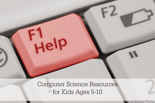 Computer Science and Programming Resources for Kids Age 5-10