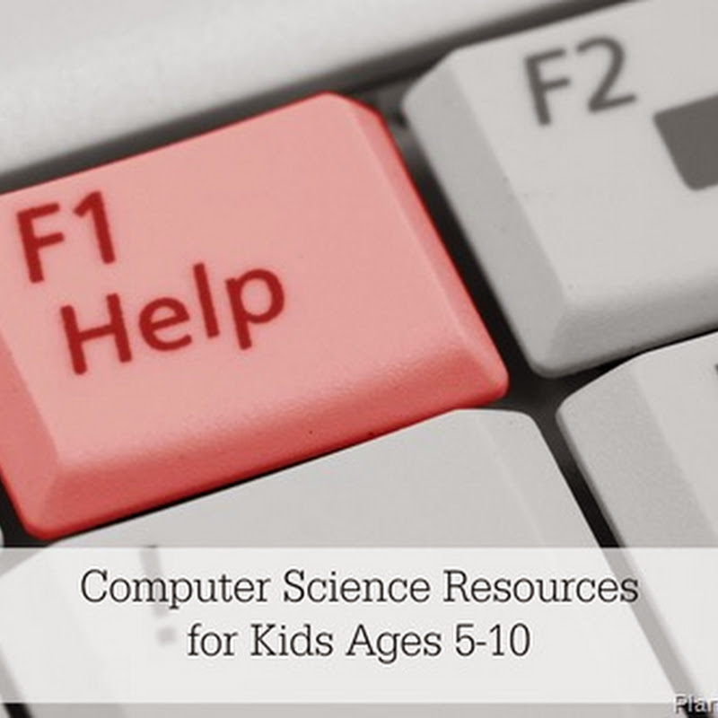 Computer Science for Elementary School