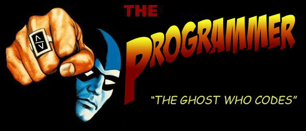 The Programmer - &quot;The Ghost Who Codes&quot;