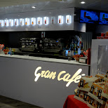 grand cafe in Milan, Milano, Italy