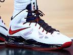usabasketball lebron10 red swoosh 01 USA Basketball