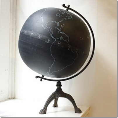 chalkboardglobe