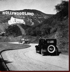 Hollywood de antigamente