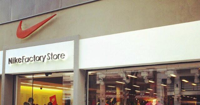 Loja Outlet da NIKE em Curitiba – Nike Factory Store traz produtos com  preços reduzidos.  40a9bac84c864