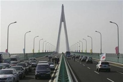 Hangzhou Bay Bridge 003