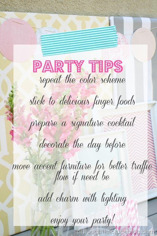 partytips