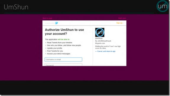 TwitterAuthorization
