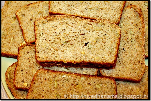 Multigrain Bread - IMG_8804