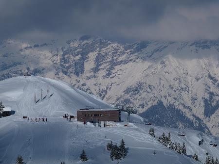 Vacanta Kaprun - Zell am See: cabana in Alpi