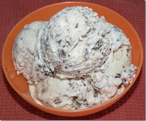 Butterfinger Ice Cream 7-11-11