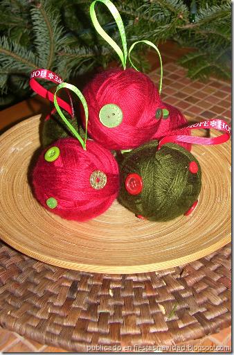 arbol navidad lana