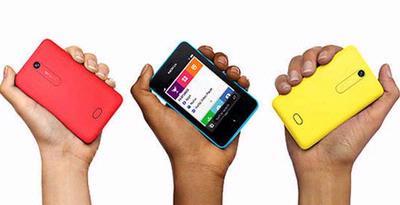 Nokia Asha 510, Ponsel Asha Bergaya Lumia