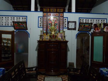 Tur Delta Mekongului: altarul familiei