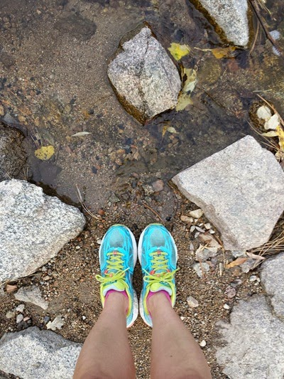 Boulder Canyon run