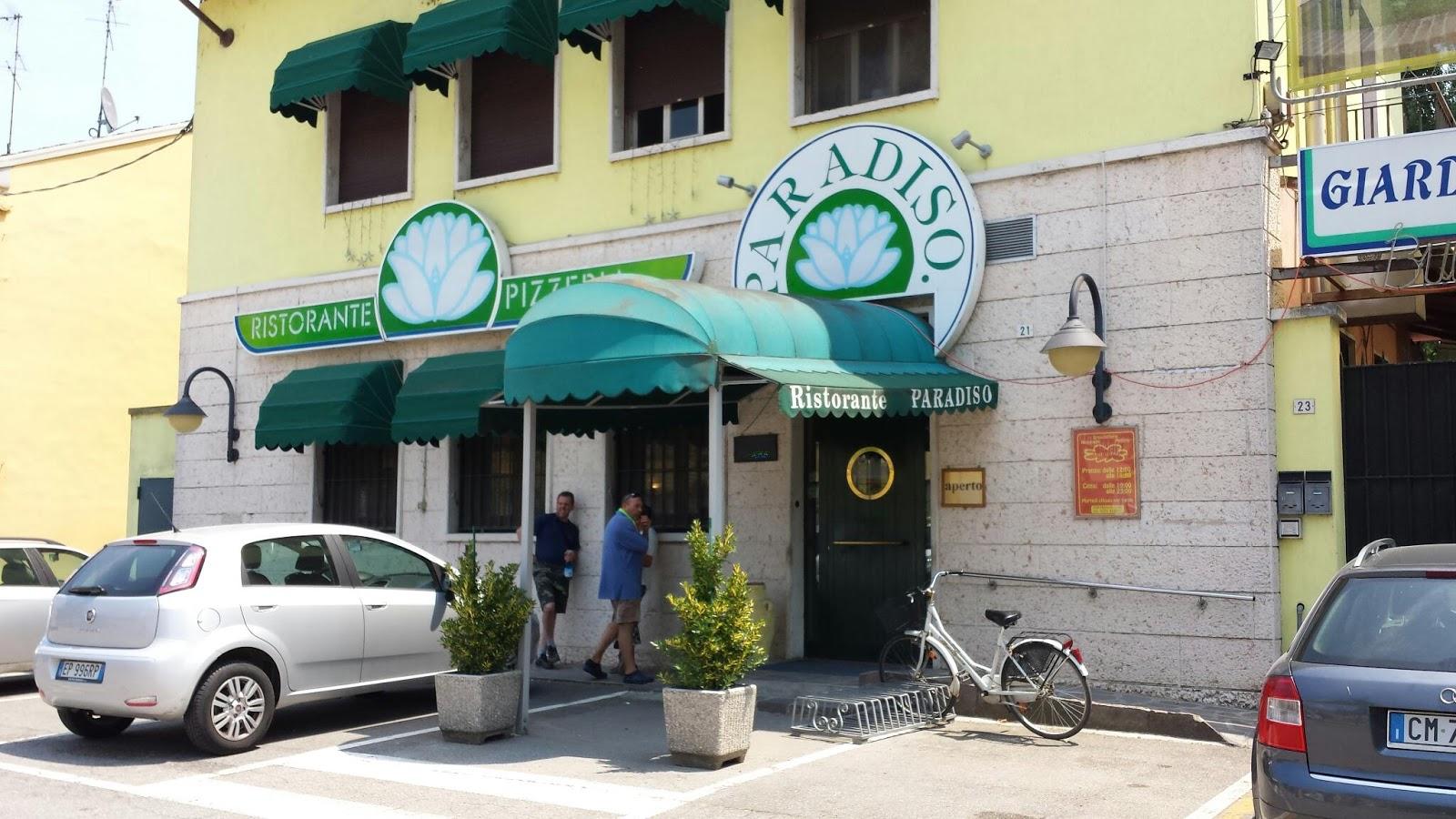Ristoranti Bagnolo San Vito Mn : Ristorante pizzeria paradiso bagnolo sam vito fast food