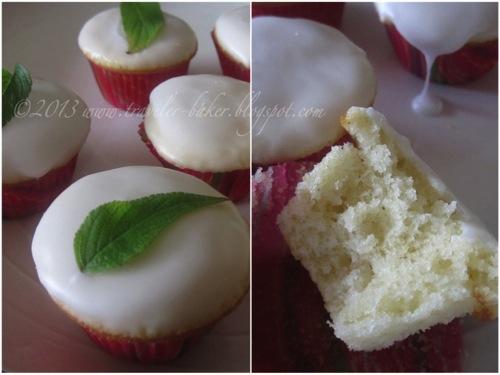 Mini Cupcake al Limone 2