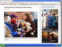 duchessofcambridgewebsite