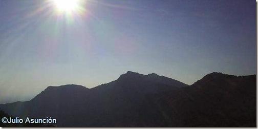 Cordal de la sierra de Orihuela