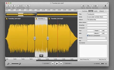 Fission para Mac OS X