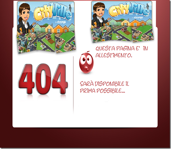 fresh-404-error-template AMICI DI CITY