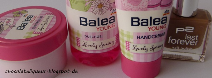 Balea Young Lovely Spring