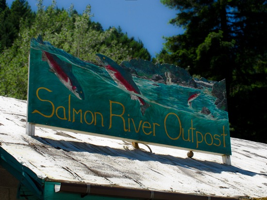 Salmon River Outpost Somes Bar, CA