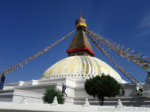 Stupa de Boudhnath