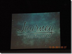Christmas Eve Service Journey Church 001