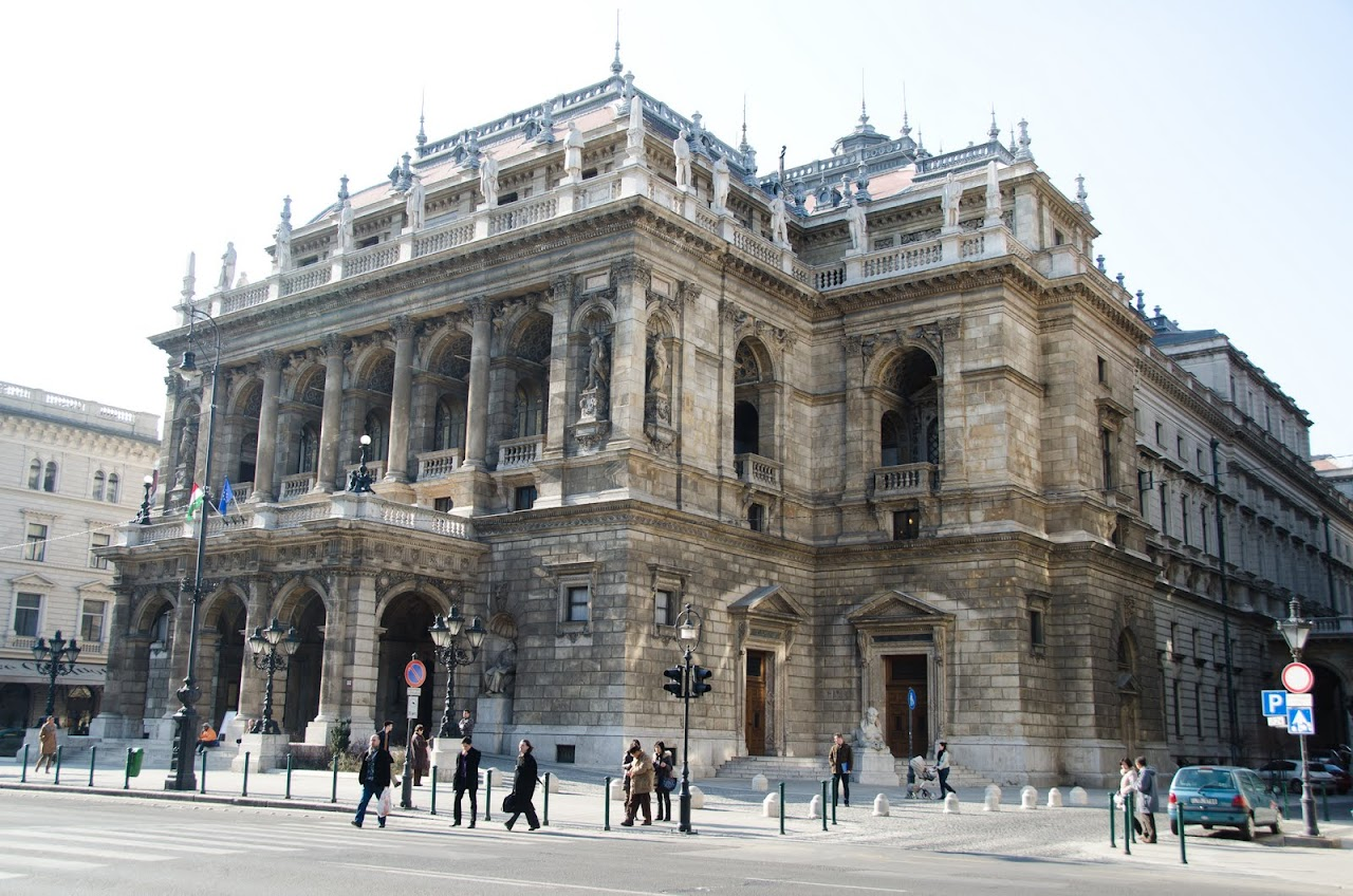 Budapest Opera House