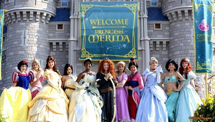 Princesas-Disney-Merida