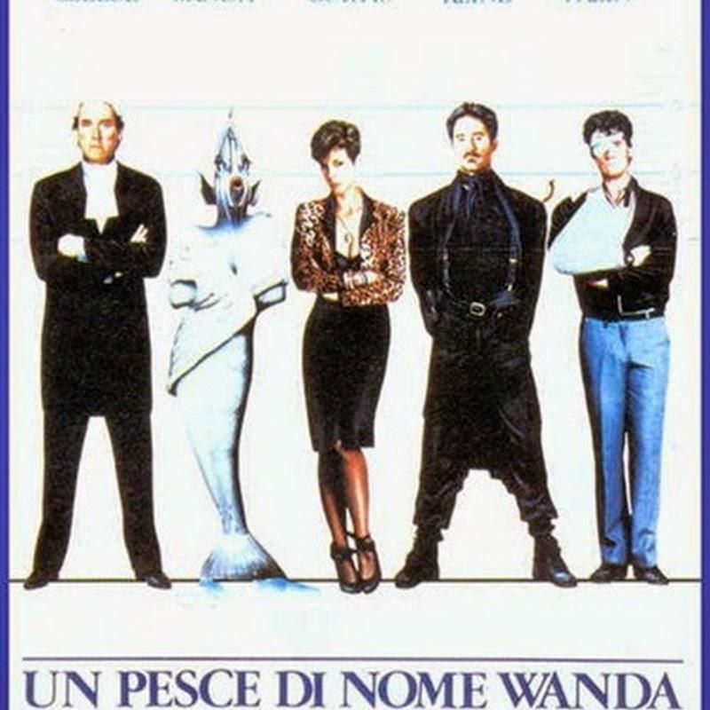 Un pesce di nome Wanda, una commedia travolgente dal finale immorale.
