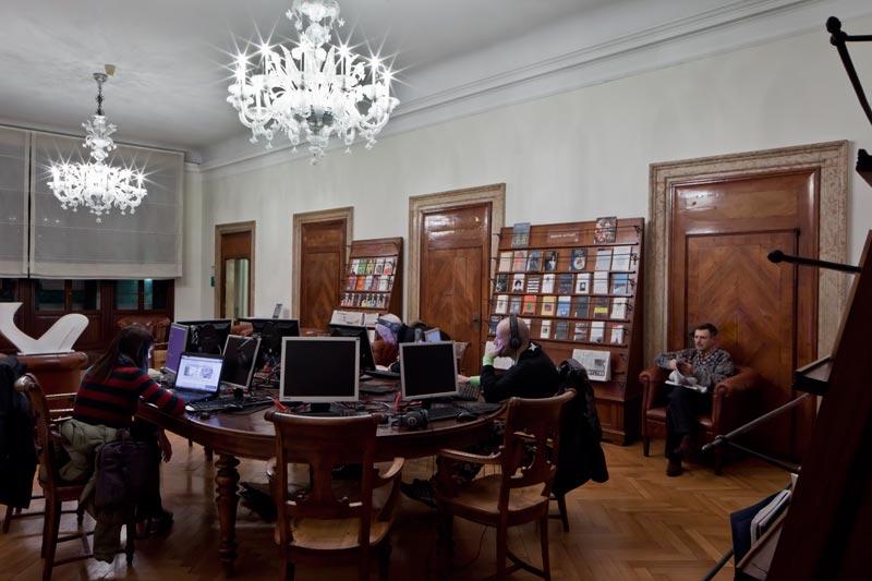 Biblioteca 6 ©ORCH chemollo