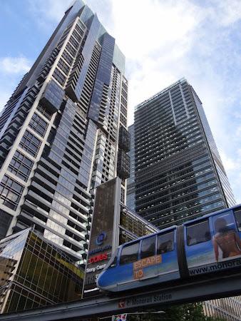 Imagini Australia: Sydney downtown