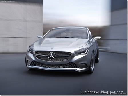 Mercedes-Benz A-Class Concept7