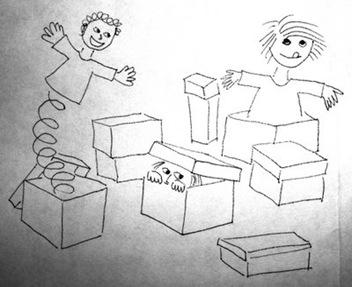caixas,caixinhas